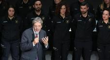 Gentiloni, Lamborghini Urus esempio di Italia che fa sistema: insieme governo, sindacati e imprese in un momento difficile