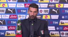 Buffon chiude con la Nazionale: «Tolgo il disagio»