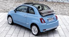 Il ritorno della Spiaggina. Grande festa per brindare ai 60 anni della mitica interpretazione di Fiat 500