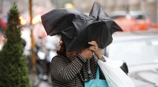 Campania, nuova allerta meteo: temporali in arrivo da stasera