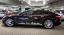 Parcheggio autonomo: Audi, Porsche e Volkswagen sperimentano la tecnologia