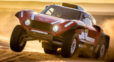 Mini punta su Dakar: la mitica All4 affiancata dalla poderosa JCW Buggy