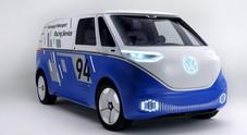Volkswagen, New Beetle lascia spazio a ID Buzz Cargo. Passaggio di testimone al LA Auto Show