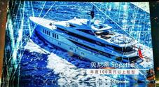 Fine anno col botto per Benetti: lo yacht Spectre vince il premio Best of the Best di Robb Report Cina