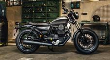 Moto Guzzi, con i Garage Days per scoprire le V9 Roamer e Bobber