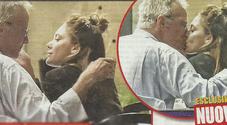 Christopher Lambert trova la fidanzata sul set. Eccolo con Camilla Ferranti