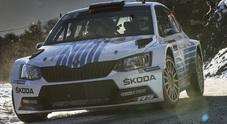 Porte girevoli al rally di Corsica: esce Ostberg (Ford) entra Mikkelsen (Skoda). Andolfi al via su una i20