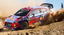 Rally Portogallo al via, Neuville (Hyundai) è il più rapido nello shakedown davanti a Meeke e Suninen
