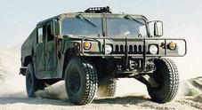 Hummer l'intramontabile, la Guardia Nazionale Usa ne acquista 740 unità. È la versione modernizzata prodotta dalla AM General