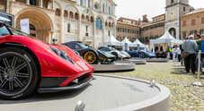 Auto e moto storiche in vetrina al Modena Motor Valley il 26-27 settembre con 360 espositori e 900 modelli d'epoca
