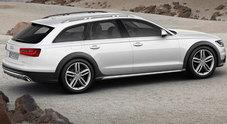 Audi, A6 Allroad alla terza generazione A8 Hybrid, l'ammiraglia ha due motori