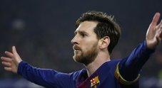 La Spagna esalta Messi: «E' il Dio del calcio»