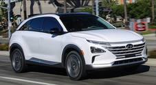 Nexo la più autonoma di Hyundai. Tanta tecnologia nella nuova vettura a idrogeno coreana
