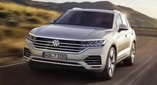 Volkswagen Touareg, evoluti sistemi di assistenza alla guida e comfort da primato
