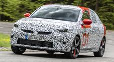 Opel Corsa, alla guida dei prototipi della sesta generazione attesa per l'autunno