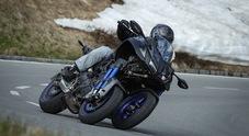 Yamaha Niken, ecco il gioiello sportivo a tre ruote