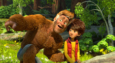 "Un'immagine di ""Bigfoot Junior"""