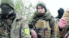 Cade il sogno di Afrin, rientrato dalla Siria il combattente Marco