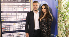 Napoli, Ciro Immobile apre Football Leader 2018 (Newfotosud, Alessandro Garofalo)