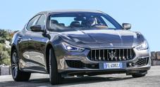 """Maserati Ghibli MY 2018, cresce la grinta e fa il pieno di tecnologia la """"piccola"""" del Tridente"""