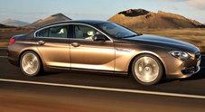 Serie 6 Gran Coupé, parte la sfida Bmw alle 4 porte sportive di Audi e Mercedes