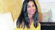 La ragazza di 23 anni, Shanti, di origine indiana, protagonista della vicenda