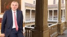 Alberto Scuttari,direttore generale dell'Università di Padova