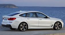 BMW Serie 6 Gran Turismo: eleganza, comfort e dinamismo ai massimi livelli