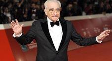 Martin Scorsese, le star s'inchinano al re di Hollywood