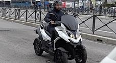 Qooder, lo scooter a quattro ruote che non teme le buche di Quadro Vehicles. La versione EV nel 2019