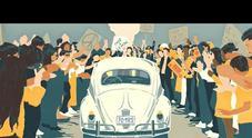 Vokswagen Beetle, un cortometraggio rende omaggio all'iconico Maggiolino