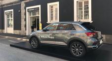 Volkswagen, T-Roc sponsor delle guide di Archiproducts per la Design Week