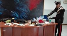 Trovati con la marijuana 5mila euro e lista dei clienti: due 20enni arrestati