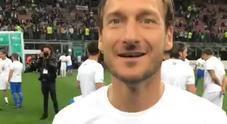 Totti perde la pazienza con Ciro Ferrara: «Hai rotto il c***»
