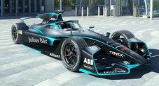Formula E , svelata la nuova Gen2EVO: il bolide elettrico per la Stagione 7