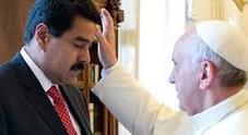 Zapatero va dal Papa, preoccupazione per la crisi del Venezuela