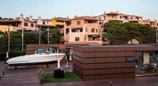 Riva in Costa Smeralda tra mostre d'arte e temporary shop di lusso