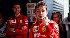 Leclerc, un leone in Ferrari: «Sono pronto per vincere il titolo. Hamilton non è imbattibile»