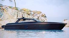 Otam, svelato il design dell'85 GTS, yacht one-off di 26 metri che volerà sull'acqua a 45 nodi