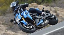 Suzuki GSX-S 1000 ABS, l'aggressiva naked di Hamamatsu punta su maneggevolezza, potenza e comfort