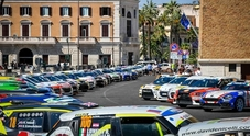 Il 7° Rally di Roma Capitale accende i motori. Stasera il via a Castel Sant'Angelo