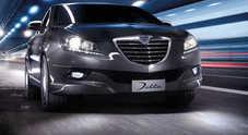 Lancia, l'eleganza Delta: nel 2014 spuntano le minigonne