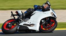 """Ducati Panigale 959, la """"panigalina"""" cresce ma resta facile e divertente: è la SBK che ti dà del tu"""