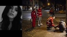 «Prego davanti al bagno dove  quella ragazza è morta a 16 anni»