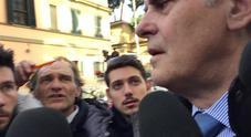 Nicchi: «Tavecchio si è dimesso»
