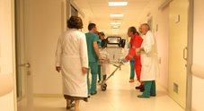 Il reparto di rianimazione dell'ospedale dell'Angelo di Mestre