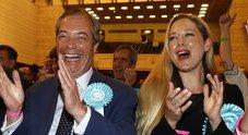 Elezioni europee, sfonda il Brexit party di Farage: onda sovranista dal Regno Unito