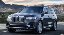 BMW X7, alla scoperta dell'ammiraglia dei Suv dell'Elica dove il lusso è di serie