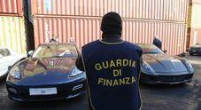 Auto importate e rivendute senza pagare l'Iva. Due arresti della Guardia di Finanza