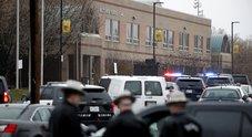 Sparatoria in scuola superiore del Maryland: 7 feriti, istituto in lockdown